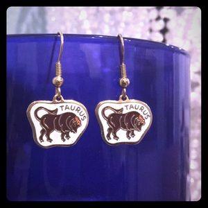 Jewelry - TAURUS ♉️ zodiac earrings